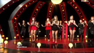 SECRET - Love Is Move, 시크릿 - 사랑은 무브, Music Core 20111022 thumbnail