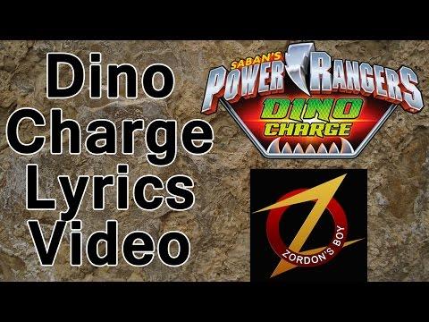 Dino Charge Lyrics Video (TV version)