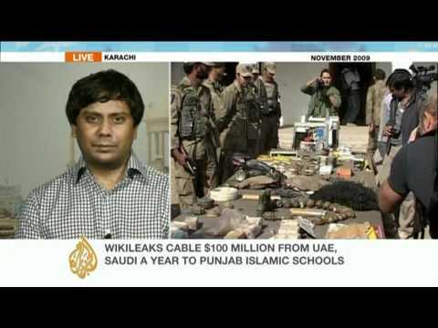 Saudis, Emiratis were funding extremists - cable