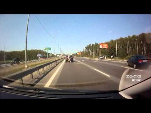 Авария на Симферопольском шоссе 29 07 2012