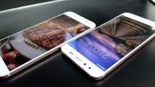 vuclip Vivo X9 Plus Vs Samsung Galaxy C9 Pro - 6GB RAM