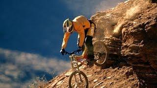 Скоростной спуск на велосипеде DownHill HD