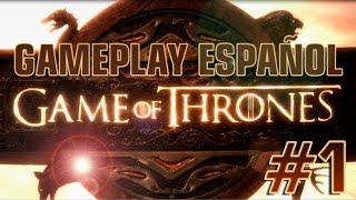 Juego de tronos gameplay comentado español ps4 | Game Of Thrones