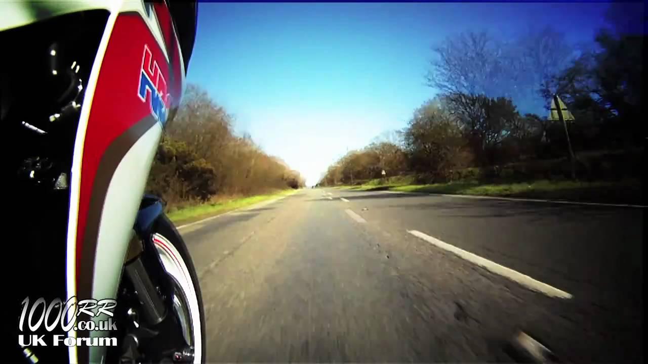2011 Honda Hrc Cbr1000rr Fireblade Akrapovic Gilles