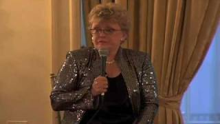 Rue McClanahan on Blanche Devereaux & the Golden Girls