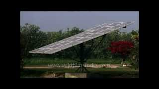 Solar power for the farm sector, India