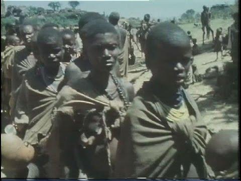 Famine - Uganda - Karamoja - 1980's
