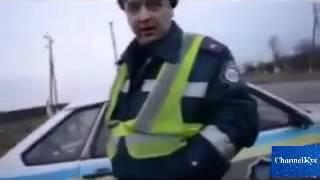 Развели ГАИшника на документы видео 2015