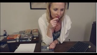 ASMR Library | Movie Saturday / Typing / Soft Spoken Librarian / Ticket Punch