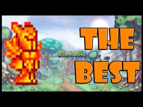видео: Самая лучшая сборка на класс воин (мечник) + тесты || Террария 1.3