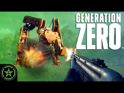 WHY ARE YOU LEAKING? - Generation Zero | Let's Play