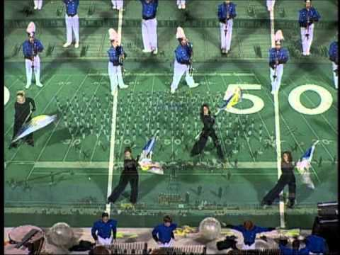 McGavock High School Marching Band. Contest of Champions finals 2004. Cirque du Soleil