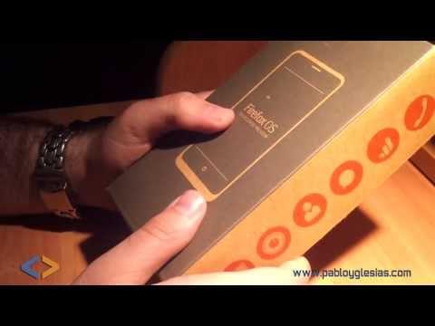 Unboxing Peak GeeksPhone en Español