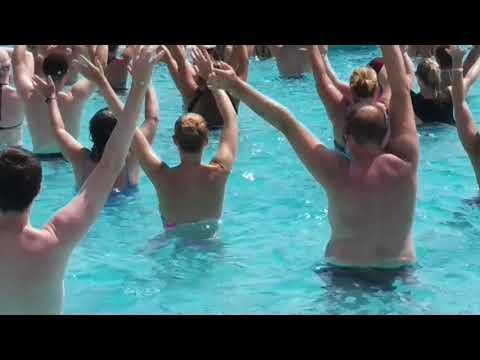 Atlantica Bay Hotel Limassol (Cyprus) Pool Bar.