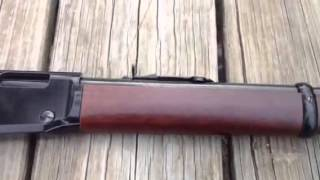 Henry Lever Carbine Quick Review and Firing