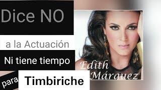 Edith Márquez habla del 90´s Pop Tour y Paulina Rubio | Portada de Revista | WITZI TeVe
