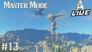 ADVENTURE TO BIRB LAND: Zelda BotW MASTER MODE #13 LIVE