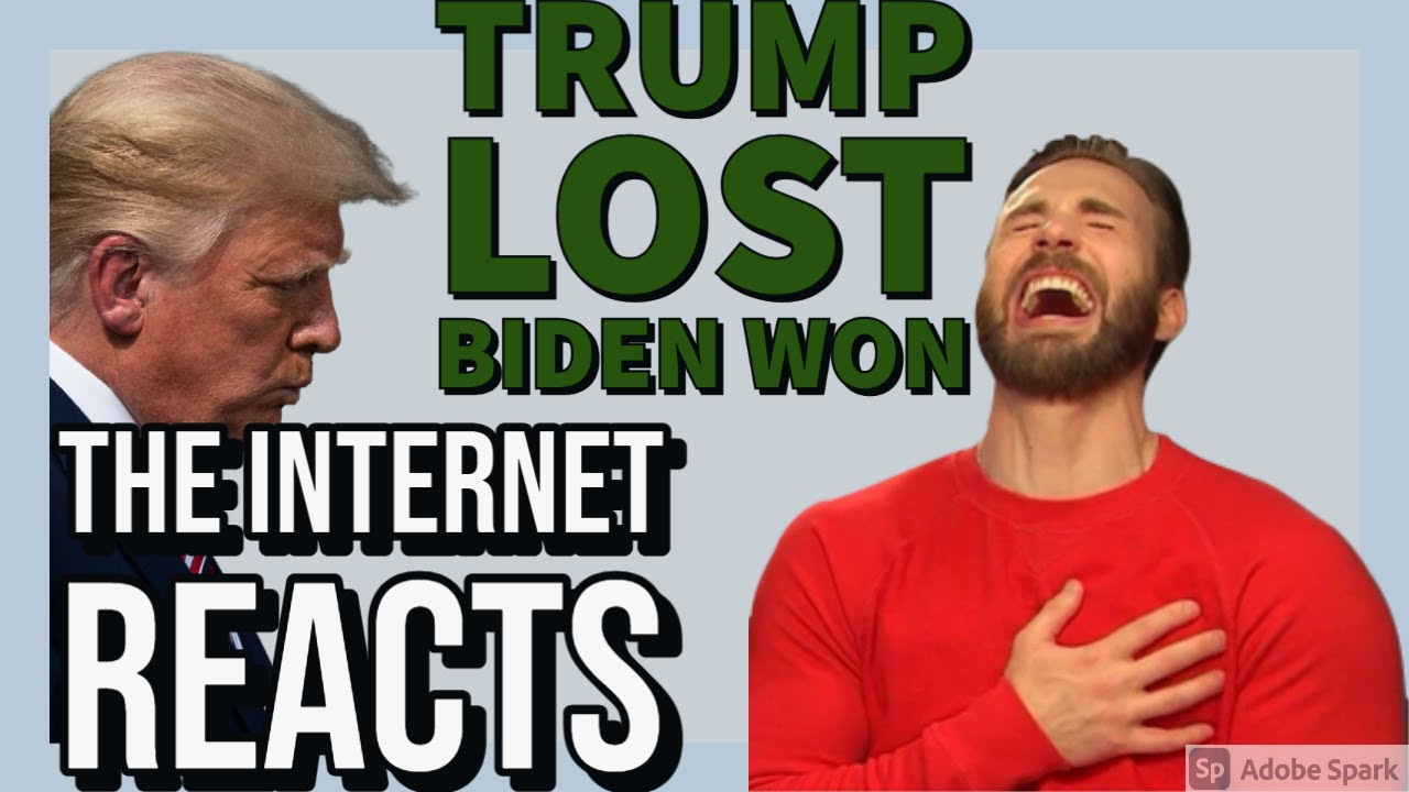 Electoral College makes it official: Biden won, Trump Lost And The Internet Is Blowing UP