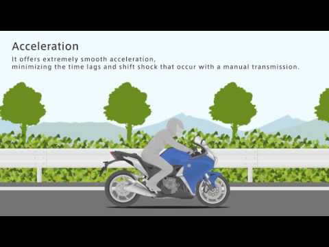 Honda DCT Automatic Motorcycle Review on How To Ride + More! | Honda