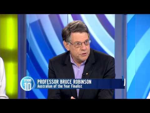 Bruce Robinson Interview | Studio 10