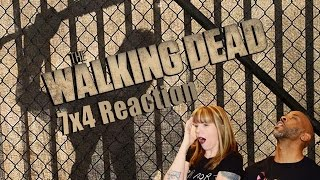 the walking dead 7x4 reaction
