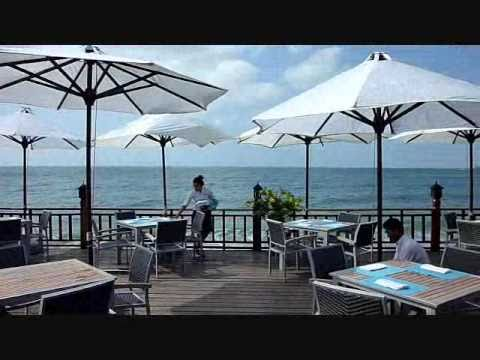 Lemon Grass Restaurant.  Sokha Beach Resort.  SihanoukVille, Cambodia.