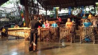 Saung Angklung Udjo Performance - Angklung Toel