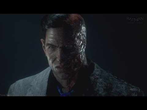 """Batman Arkham Knight - Two-Face """"Two-Faced Bandit"""" (1080p 60FPS)"""