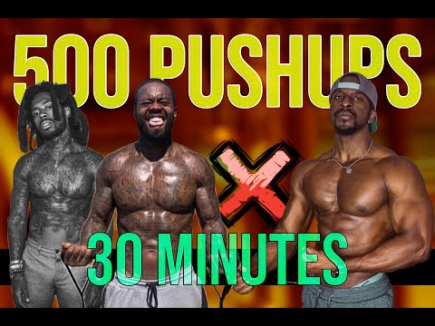 12 Push-up Variation Workout Which Will Destroy Your Chest