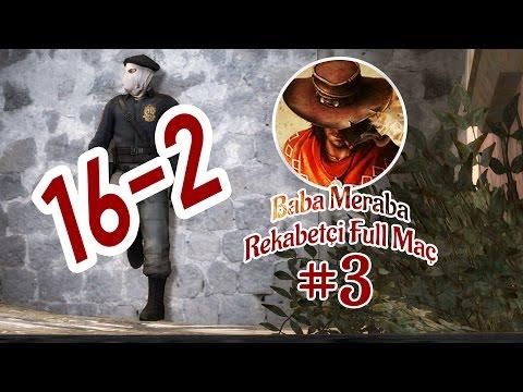 Cs Go Rekabetçi 16-2 #3 #Baba Meraba