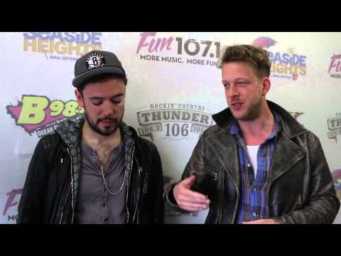 B98.5 Presents: Mumford & Sons Interview