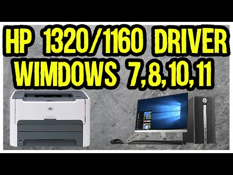 HP LASERJET 1320 SERIES DOT4 WINDOWS 10 DOWNLOAD DRIVER