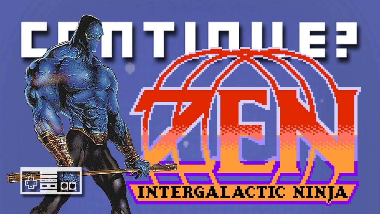 zen the intergalactic ninja