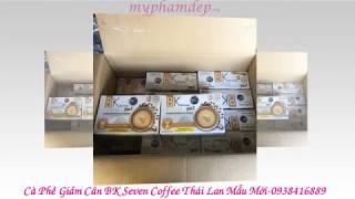Eo Thon Dáng Chuẩn Với Cà Phê Giảm Cân BK Seven Coffee Thái Lan - 0938416889