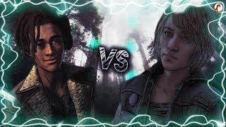 LOUIS VS VIOLET! Kto jest lepszą postacią? - The Walking Dead The Final Season