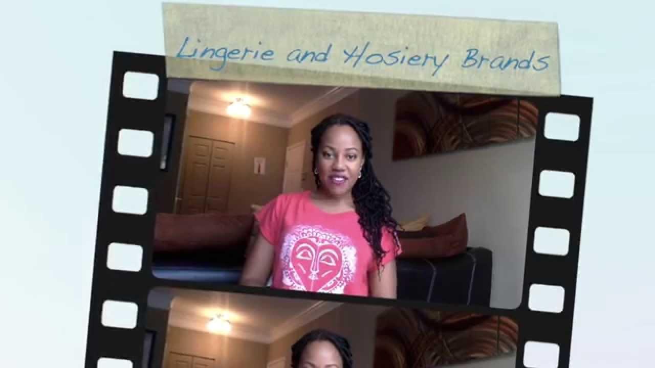 Average Black Girl Talks Lingerie And Hosiery Brands -2771