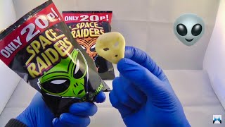 Reviewing Space Raiders Corn Uk Snacks Crisps Chips Ashens Ksi Ali A W2s
