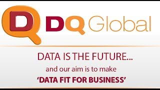 Data is the future and our aim is to make your data fit for business.