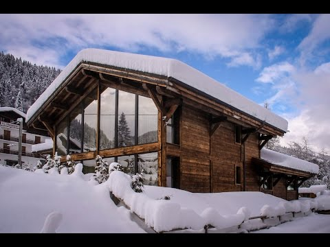 Chalet iGloo - Luxury Ski Chalet Morzine, France