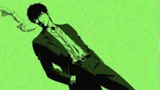"Gintama' (2011) Ending 3 ""Anagura (アナグラ)"" by Kuroneko Chelsea."