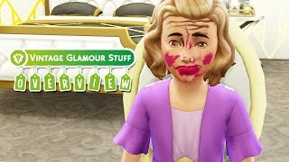 The Sims 4: Vintage Glamour Stuff Pack | Overview/First Impressions