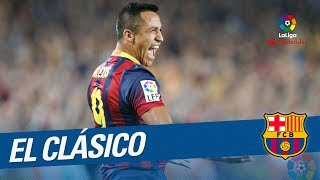 El clásico at camp nou: fc barcelona vs real madrid (2-1) laliga 2013/2014subscribe to official channel of santander in hd   2017-06-20 00.00h alexi...