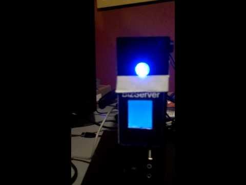 ServeRaptor ? FEZ Raptor w/ N18 Display in a Mini ITX case