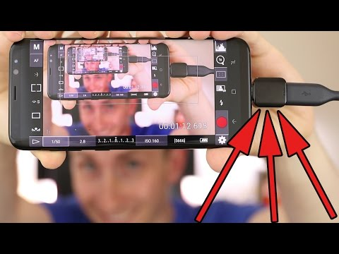 Galaxy S8 USB OTG Connector : 5 COOL Things to do with it !