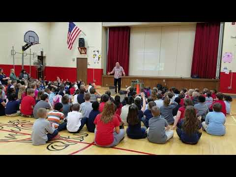 03/26/2018 - Coolspring Elementary School, 310 students