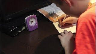 Видеоурок: Делаем уроки с ребенком
