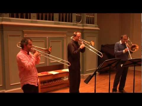 A Song for Japan  the Zurich Tonhalle Orchestra Trombones Part1