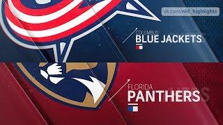 Columbus Blue Jackets vs Florida Panthers Oct 11, 2018 HIGHLIGHTS HD