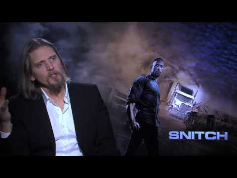 Barry Pepper Interview re Snitch 2013   Beyond The Trailer trailersvideos2013