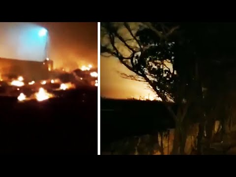 video: Wednesday evening news briefing: Questions on how plane crashed in Iran on night it fired 22 missiles at Western Forces